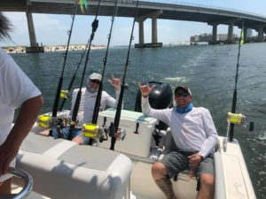 fishing guide Perdido Key Alabama