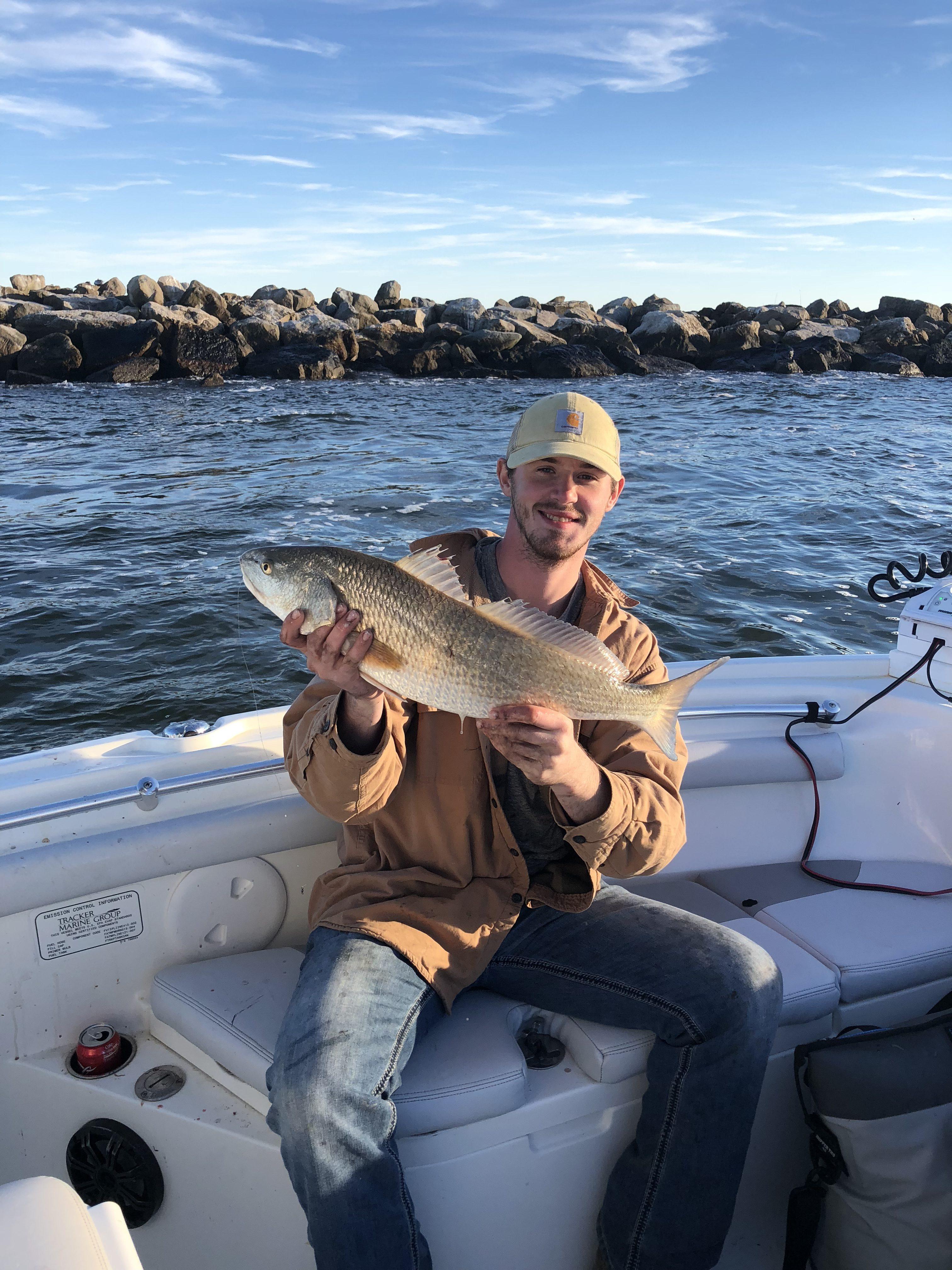 inshore fishing charter Gulf Shores Alabama