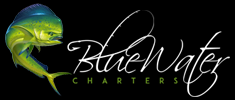 Blue Water Charters Logo